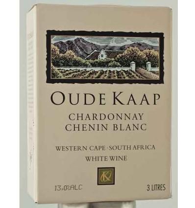 Oude Kaap Chardonnay Chenin Blanc 13,5% 3 ltr.