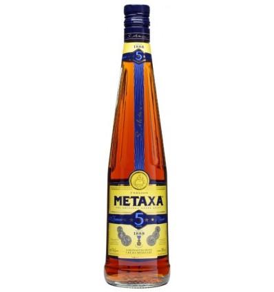 Metaxa 5 Stern Classic 38% 0,7 ltr.