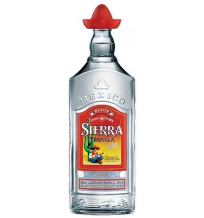 Sierra Tequila Silver 38% 1l
