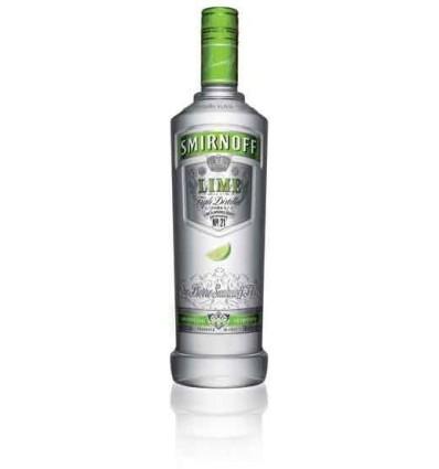 Smirnoff Lime Vodka 37,5% 0,7 ltr.
