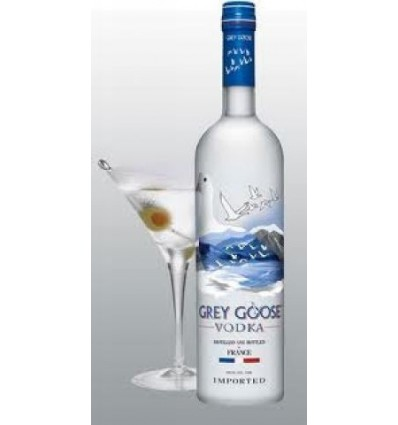Grey Goose Vodka 40% 1 ltr
