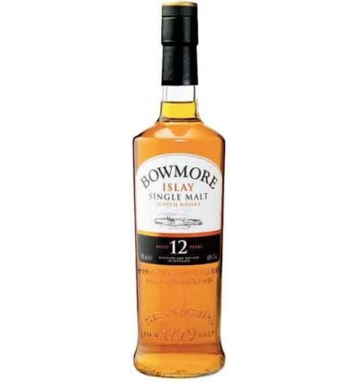 Bowmore Whisky 12 YO 40% 0,7l