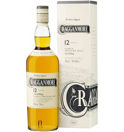 Cragganmore 12yo 40% 0,7l