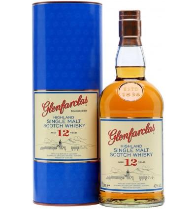 Glenfarclas 12Y 43% 1 ltr