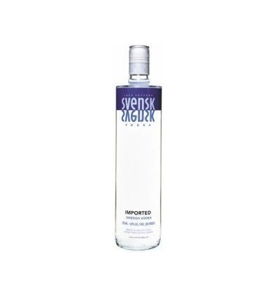 Svensk Vodka Original 40% 1 ltr.