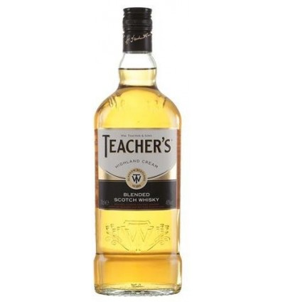 Teachers Highland Cream 40% 0,7l