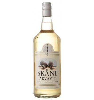 Skåne Akvavit 38% 1,0 l.