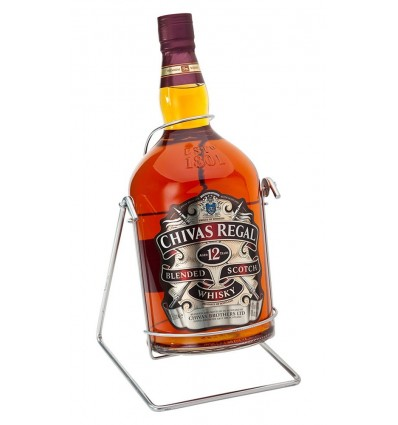 Chivas Regal Scotch 12Y 40 % 4.5 liter