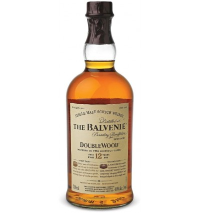 The Balvenie Doublewood 12 Years 43% 1 liter