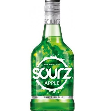 Sourz Apple 15% 0.7 ltr.