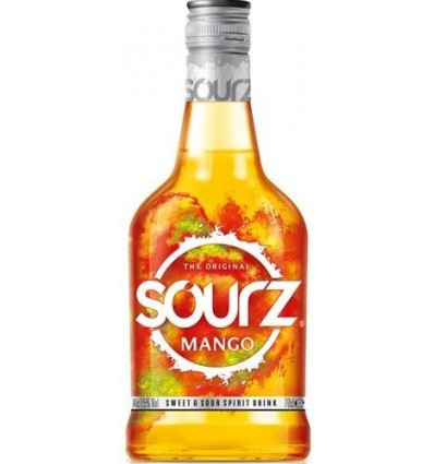 Sourz Mango 15% 0.7 ltr