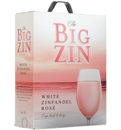 The Big Zin Rosé EKO 3 L, 11.5%