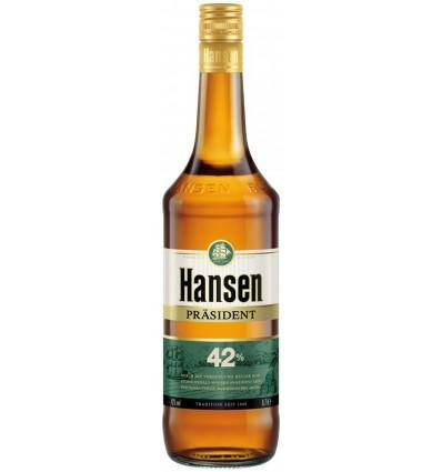Hansen Präsident 42% 0,7 ltr.