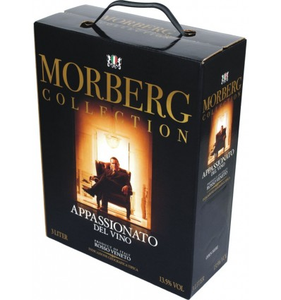 Morberg Collection Appassionato del Vino 3 Ltr BiB, 13.5%