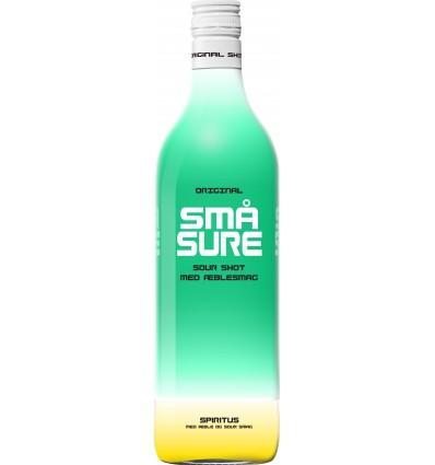 Små Sura Äpplen Vodka Shot 16,4% 1L