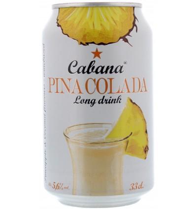 Cabana Pina Colada 5,6% 24 x 0,33 ltr