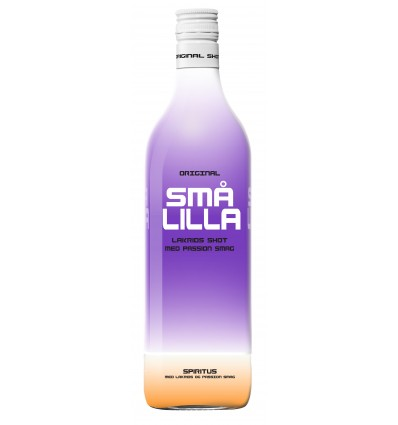 Små Lilla Vodka Shot 16,4% 1 L