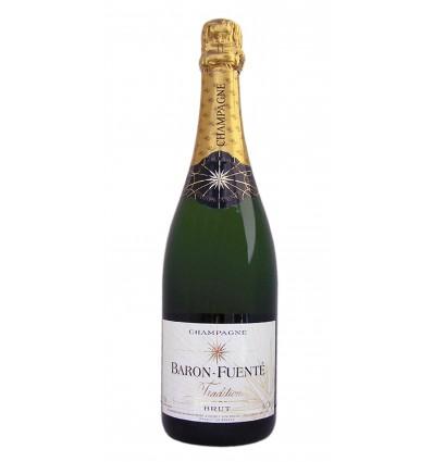 BARON-FUENTÈ Champagner, Brut 0,75l