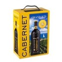 Grand Sud Cabernet 3 L, 12.5%