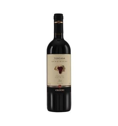 Cecchi Sangiovese di Toscana 6 x 0.75 L, 13%