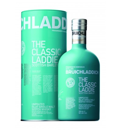 Bruichladdich Scottish Barley 0.7 L, 50%