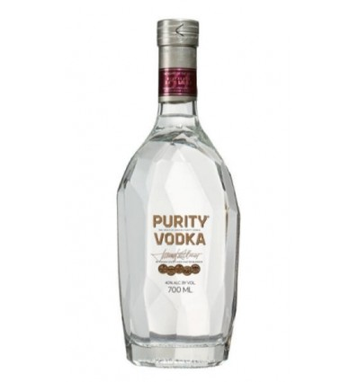 Purity Vodka EKO 40%, 0,7 Lit.