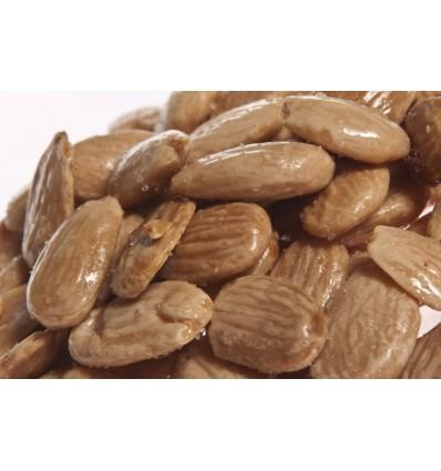 Valencia saltrostade mandlar med skal (200 gram)