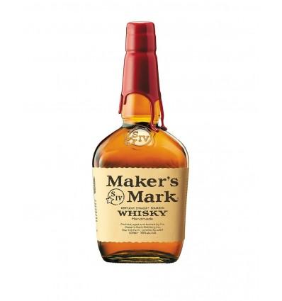 Maker's Mark Bourbon Whisky 45% 1 ltr.