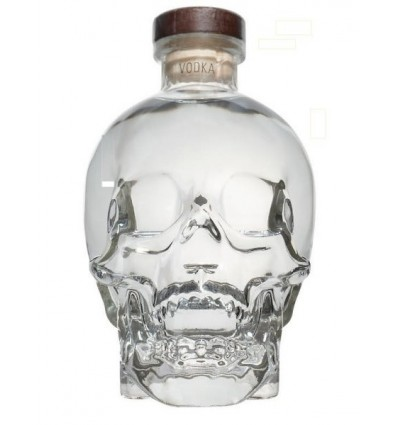 Crystal Head Vodka 40% 0.7 Ltr.
