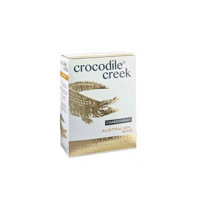 Crocodile Creek Chardonnay 13% 3 L