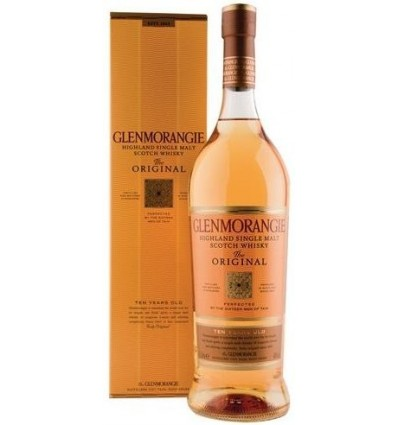 Glenmorangie 10 YO Original Highland Single Malt 1 ltr 40%