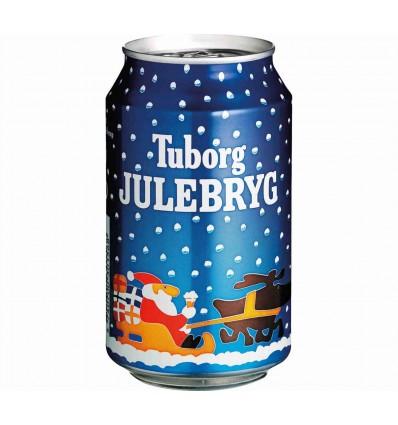 Tuborg Julebryg 5,6% 24x0,33 l.