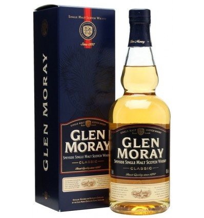 Glen Moray Elgin Classic 40% 0,7 l.