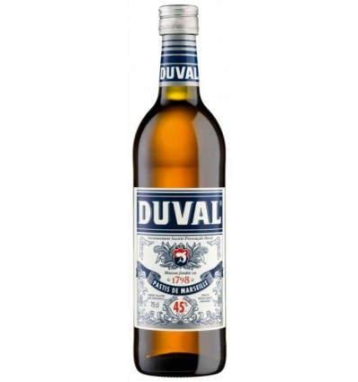 Duval Pastis 45% 0,7l