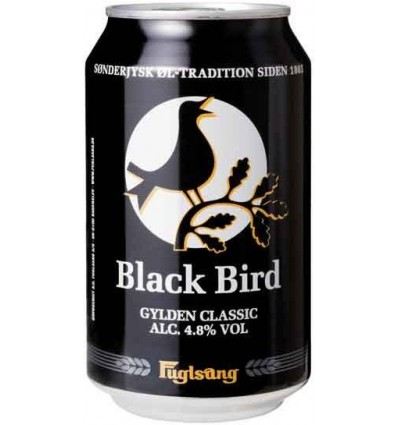 Fuglsang Black Bir 4,8%,24x0,33l ds