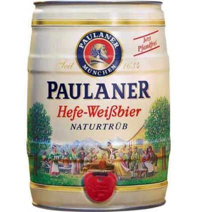 Paulaner Weissbier 5,5% 5 l.