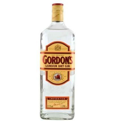 Gordons Gin 37,5% 1ltr.