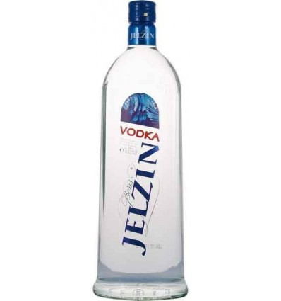 Jelzin Vodka 37,5% 1l