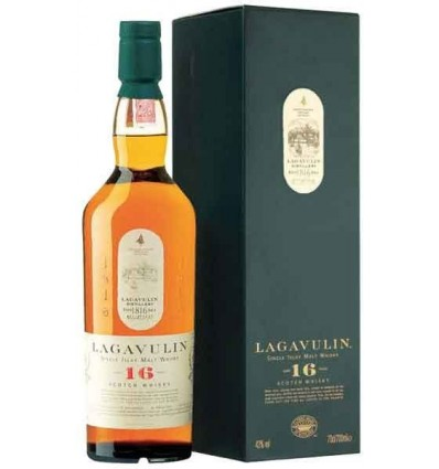 Lagavulin Single Malt 16 Years 43% 0,7l