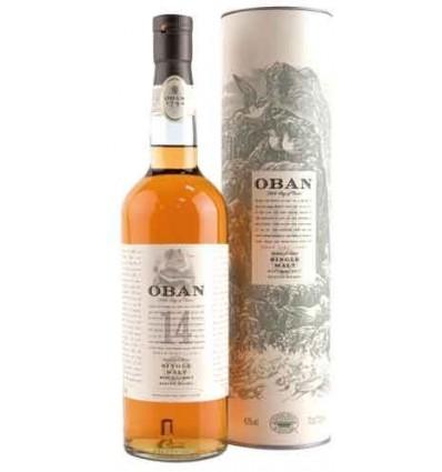 Oban Single Malt 14 YO 43% 0,7l