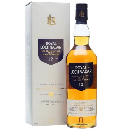 Royal Lochnagar 12Y 40% 0,7l