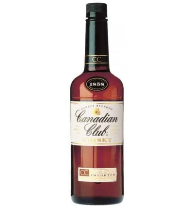 Canadian Club Whisky 40% 1,0l