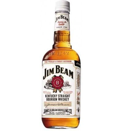 Jim Beam bourbon 40% 1l
