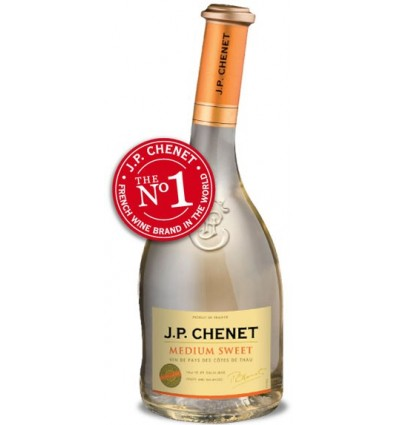 J.P. Chenet Medium Sweet Blanco 11,5% 6 x 0,75 ltr.