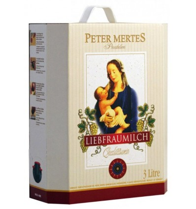 Peter Mertes Liebfraumilch 9,5% 3 ltr.