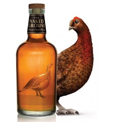 The Naked Grouse 40% 0,7 ltr.