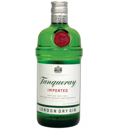 Tanqueray Gin Imported 47,3 % 1,0 ltr