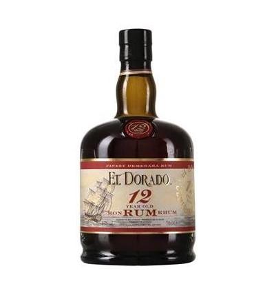 El Dorado 12 Years 40% 0,7 ltr.