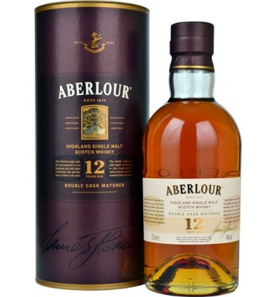 Aberlour 12 YO Double Cask Matured 0,7 ltr 40%