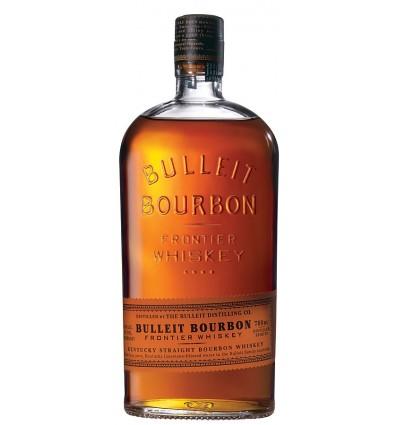 Bulleit Kentucky Straight Bourbon 0,7 ltr, 45%